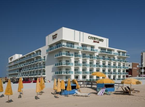 Marriott In Ocean City Md On Boardwalk